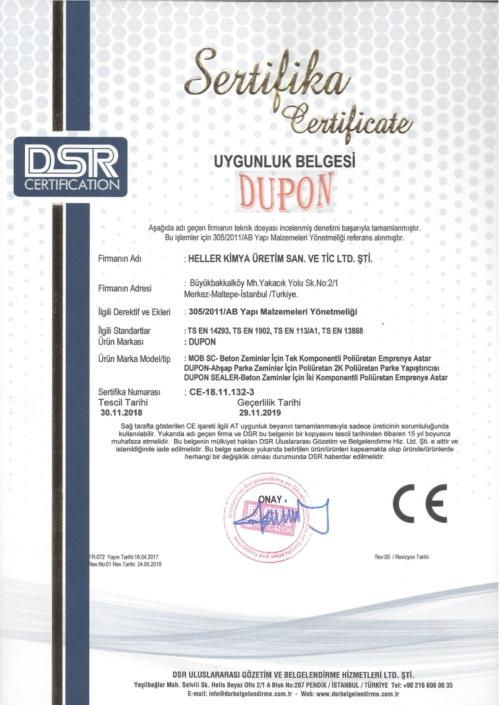 DUPON CE